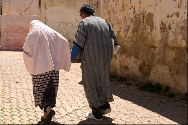 Love in Balhil. Morocco